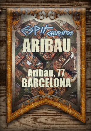 Espit Chupitos Barcelona - Aribau 77
