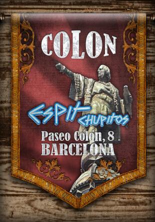Espit Chupitos Barcelona - Paseo de colón 8