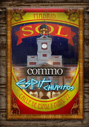 Espit Chupitos Madrid - Sol