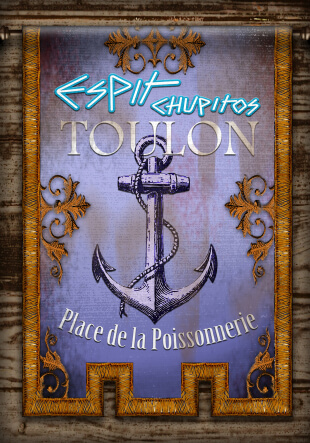 Espit Chupitos Toulon