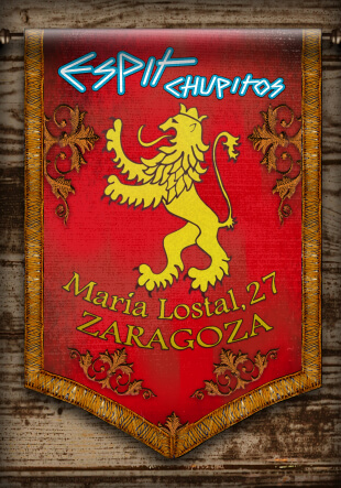 Espit Chupitos Zaragoza - Maria Lostal