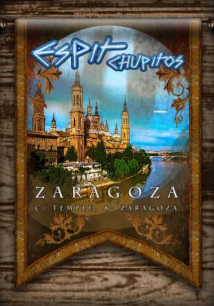 Espit Chupitos Zaragoza - Temple