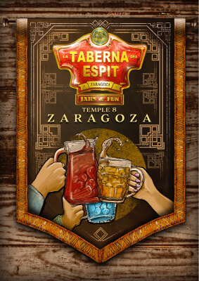 Espit Chupitos Zaragoza - Temple - Taberna